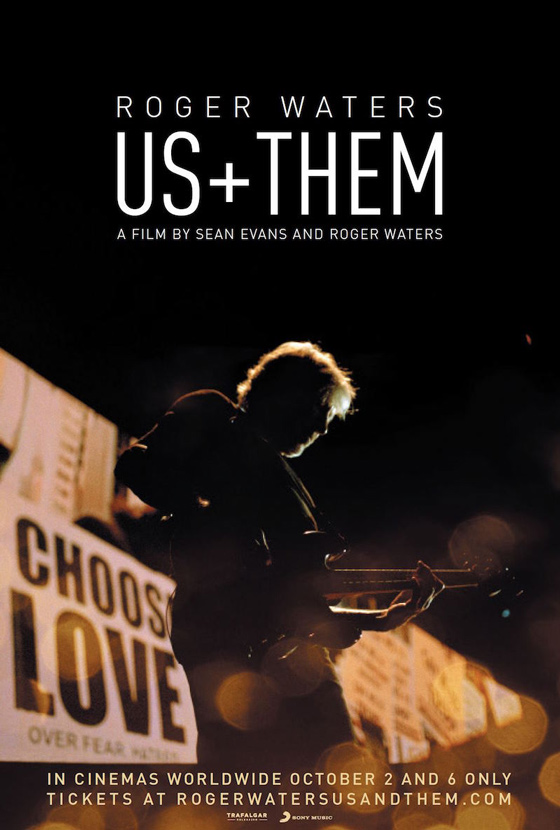 Roger Waters Reveals Us Them Concert Film