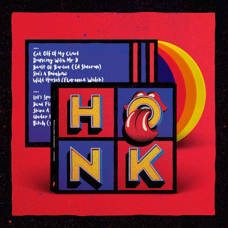 The Rolling Stones Announce Honk Greatest Hits Package