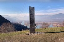 Another Mysterious 'Space Odyssey'-Style Monolith Has Appeared in Romania