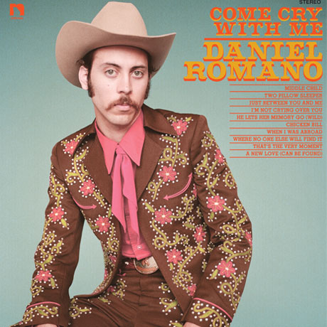 Daniel Romano Announces 'Come Cry with Me' LP, Shares New Track