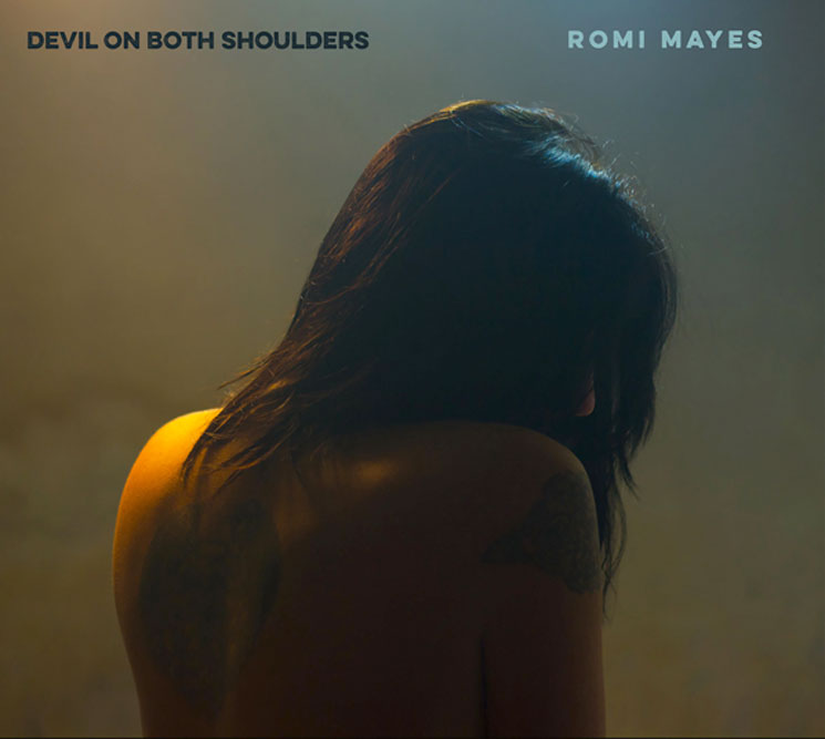 Romi Mayes'Devil on Both Shoulders' (album stream)