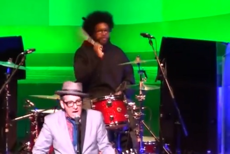 The Roots and Elvis Costello Plot Collaborative Album