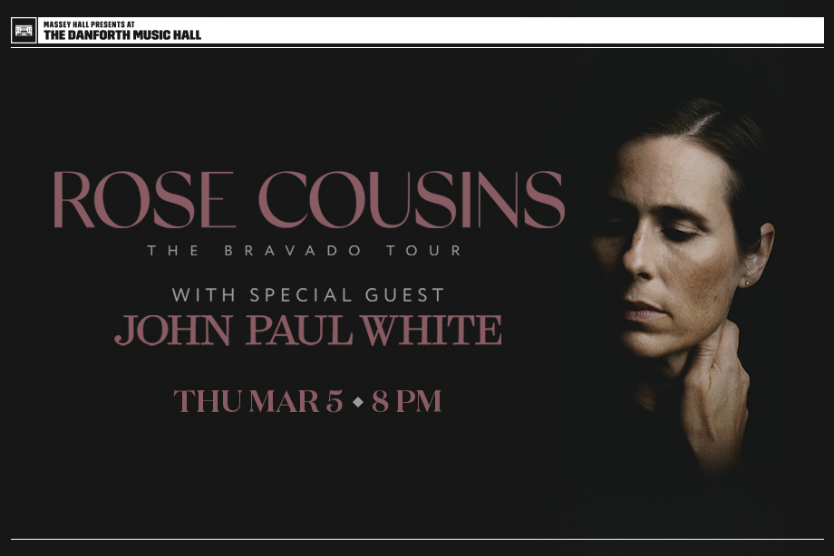 Rose Cousins – Enter For a Chance to Win a Pair of Tickets!