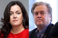 Rosie O'Donnell Might Play Steve Bannon on 'Saturday Night Live'