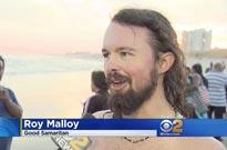 Alex Cameron Saxophonist Roy Molloy Saves Drowning Boy