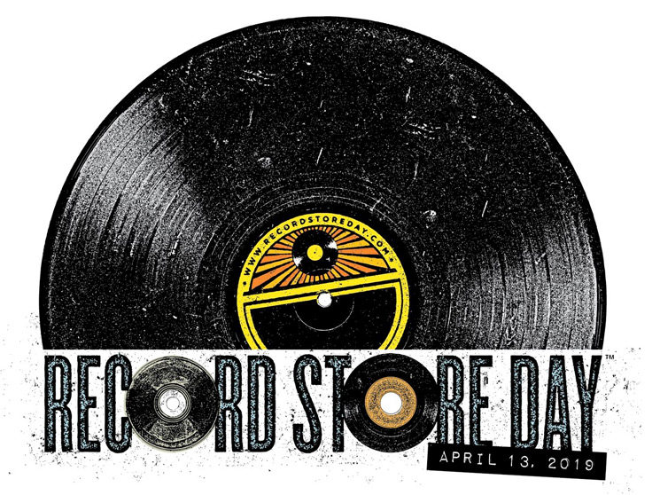 Here's the Official 2019 List of Record Store Day Releases