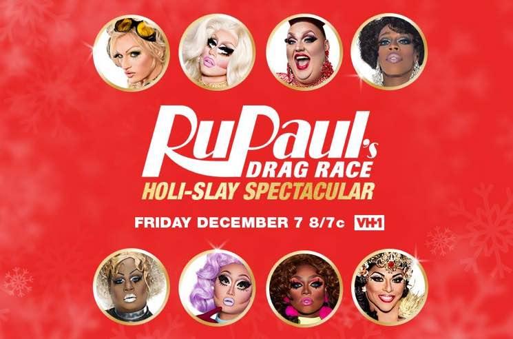 Rupauls Christmas Special.Rupaul S Drag Race Plots Holi Slay Spectacular Christmas