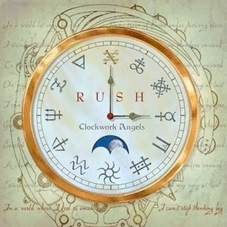 Rush's Upcoming 'Clockwork Angels' to Receive Its Own Novelization