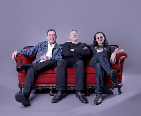 Rush Announce Canada/U.S. Tour, Unveil New 'Clockwork Angels' Single