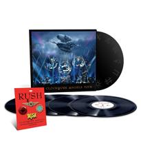 Rush Treat 'Clockwork Angels Tour' Live Album to Massive Vinyl Release