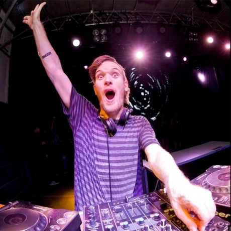 Beefs 2012: rusko loses it on mad decent over online album stream
