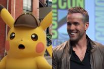 ​Ryan Reynolds Will Play Detective Pikachu in Live-Action Pokémon Movie