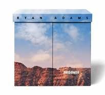 Stream Ryan Adams' 17-Track 'Prisoner B-Sides' Compilation