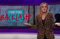 Samantha Bee Calls Out #MeToo Backlash Following Aziz Ansari Allegations