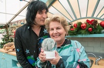 Sandi Toksvig Quits the 'Great British Bake Off'