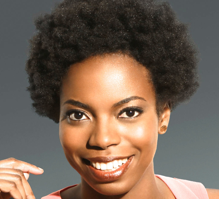 Sasheer ZamataComedy Bar, Toronto ON, August 26