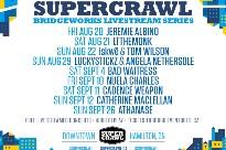 Supercrawl Unveils Livestream Series with Cadence Weapon, Jeremie Albino, Bad Waitress