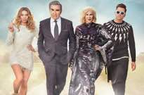 ​'Schitt's Creek' Earns Record-Breaking 26 Canadian Screen Awards Nominations