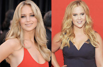 Amy Schumer and Jennifer Lawrence Are Making a Movie Together