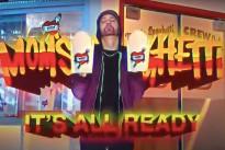 Eminem Launches 'Mom's Spaghetti' Restaurant in Detroit
