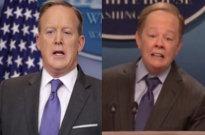 Sean Spicer Says 'Saturday Night Live' Has