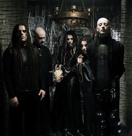 Septicflesh / Krisiun / Melechesh / Inquisition - Annex Wreckroom, Toronto, ON, October 12