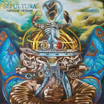 Sepultura Return with 'Machine Messiah'