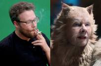 Seth Rogen Got High and Watched 'Cats' and He's Not Okay