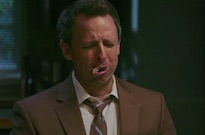 Seth Meyers Skewers Prestige Movie Tropes in 'Oscar Bait' Trailer