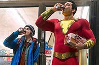 Campy 'Shazam!' Helps the DC Universe Finally Have Some Fun Directed by David F. Sandberg