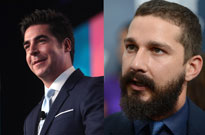 "Shia LaBeouf Reportedly Called a Fox News Host ""Trash"" in an Airport Lounge"