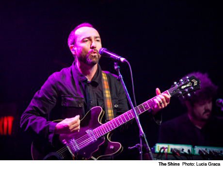The Shins / Faces on FilmPhoenix, Toronto ON September 22