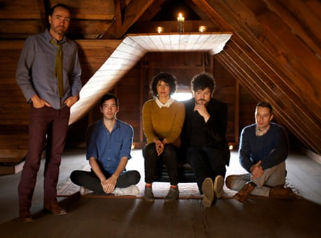 James Mercer Talks the Shins' 'Port of Morrow'