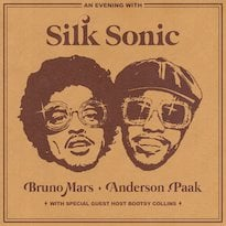 Bruno Mars and Anderson .Paak Release Their First Single as Silk Sonic