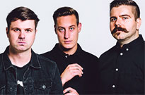 Silverstein Book 2016 Canadian Tour