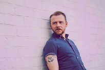 Simon Pegg Reflects on Being Typecast in Comedy Roles