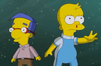 'The Simpsons' Parodied 'Stranger Things' for Its 666th Episode