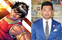 Here's Your First Look at Simu Liu as Marvel's Shang-Chi