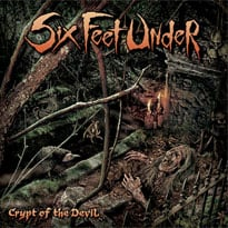 Six Feet Under Enter 'Crypt of the Devil' on New Album