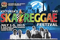 Victoria Ska & Reggae Festival Unveils 2015 Lineup