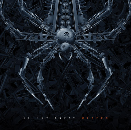 Skinny Puppy Return with 'Weapon'