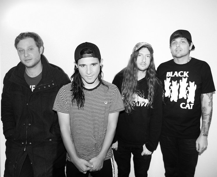 From First to Last Make Their Skrillex Reunion Official