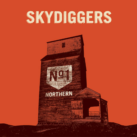 Skydiggers Take On Neil Young, Gordon Lightfoot, Ron Sexsmith for 'No. 1 Northern' Covers Album, Stream Entire Album on Exclaim.ca