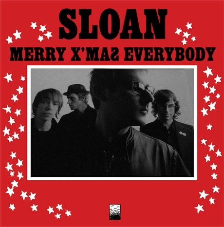 "Sloan""Merry X'mas Everybody"" (Slade cover)"