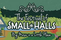 Ontario's Festival of Small Halls Announces 2018 Lineup