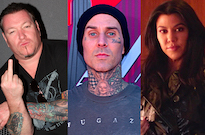 Smash Mouth Has Had Enough of Travis Barker and Kourtney Kardashian's Paparazzi Romance