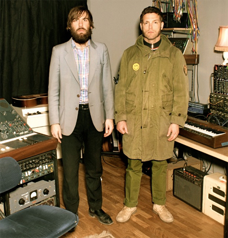 Members of Peter Bjorn and John, Teddybears to Release Debut Album as Smile