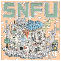 SNFU Tease New EP 'A Blessing but with It a Curse'
