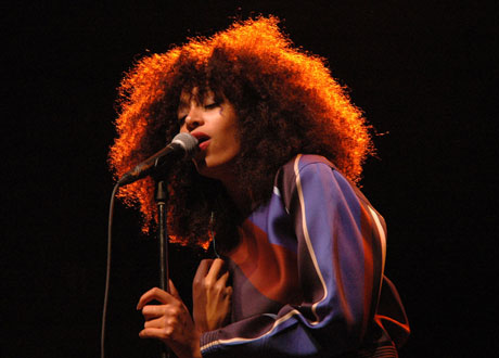 SolangeDanforth Music Hall, Toronto, ON, February 22
