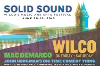 Wilco Unveil Lineup for 2015 Solid Sound Festival